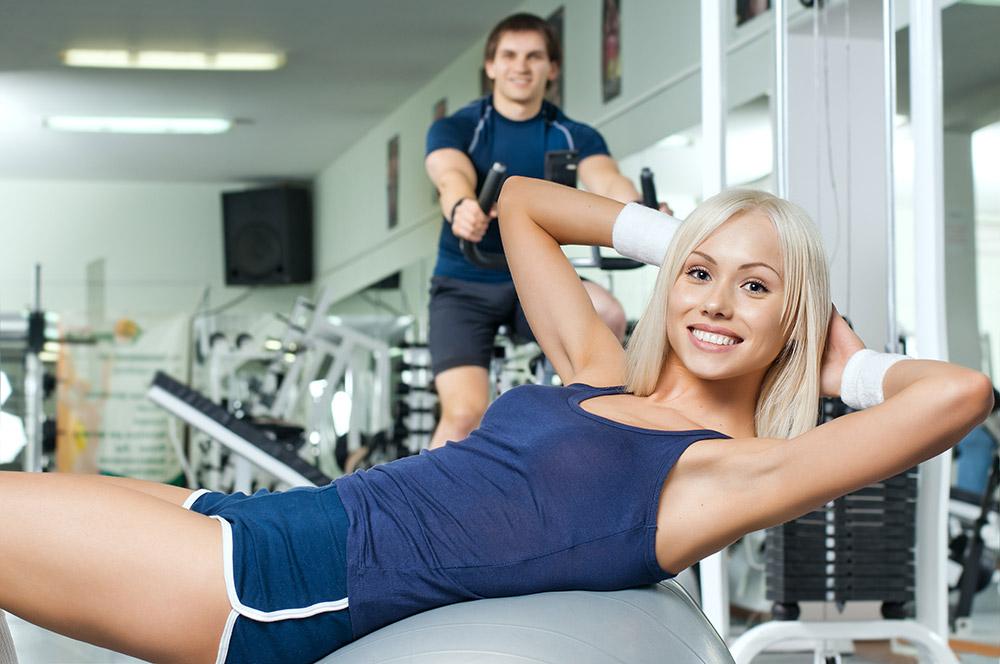 Jak być atrakcyjną na siłowni?